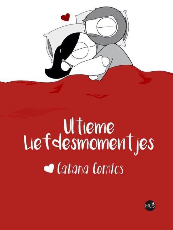 Ultieme liefdesmomentjes - Catana Comics |