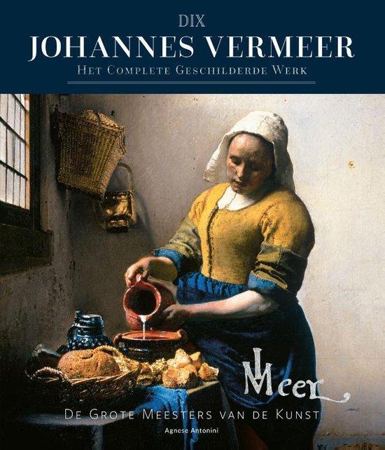 DIX - Johannes Vermeer - Agnese Antonini |