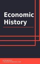 Boek cover Economic History van Introbooks