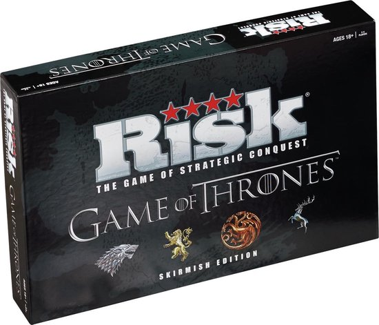 Risk - Game of Thrones - Skirmish Edition