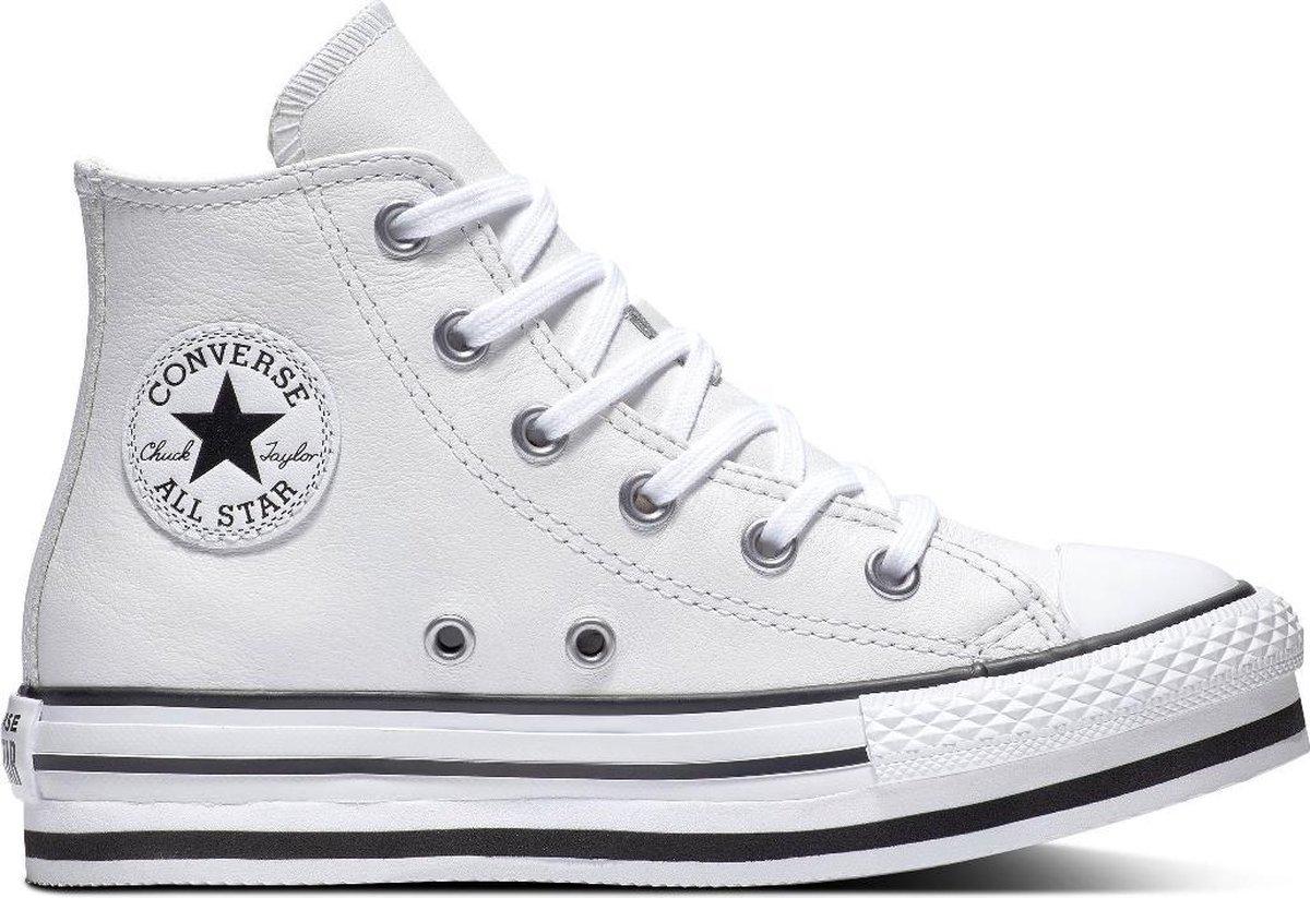Converse Meisjes Sneakers All Star Platform Eva-hi- - Wit - Maat 32