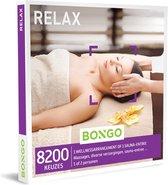 Bongo Bon Nederland - Relax Cadeaubon - Cadeaukaart cadeau voor vrouw | 8200 verwenmomenten: massage, sauna, verzorging en meer