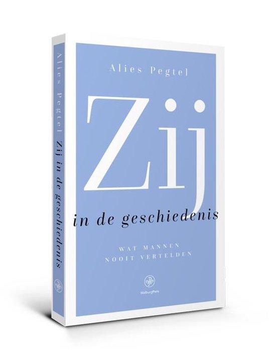 Zij in de geschiedenis - Alies Pegtel |