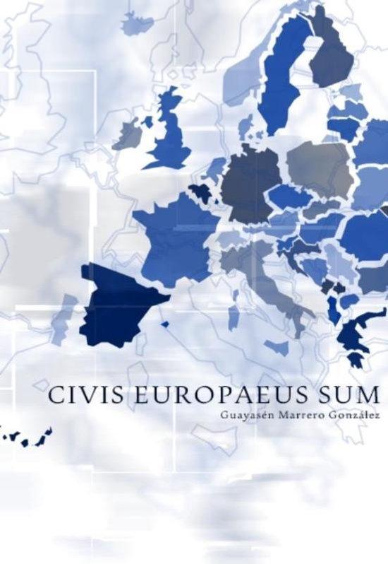 Civis europaeus sum? - Guayasen Gonzalez |