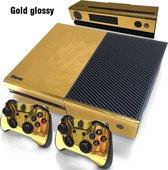 Gold Glossy - Xbox One skin