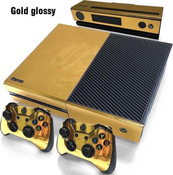 Gold Glossy – Xbox One skin
