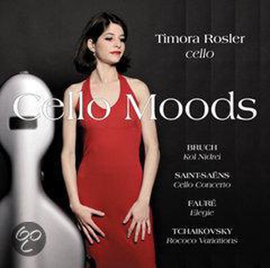 Timora Rossler - Cello Moods