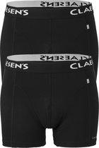 Claesen's Boxers (2-pack) - zwart -  Maat XL