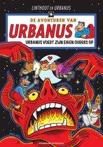 Urbanus 186 - Urbanus voedt zijn eigen ouders op