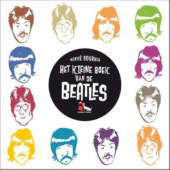 Het kleine boek van de Beatles - Hervé Bourhis |