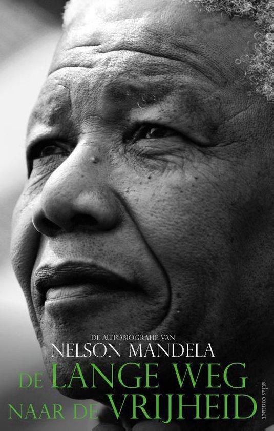 Boek cover De lange weg naar de vrijheid van Nelson Mandela (Paperback)