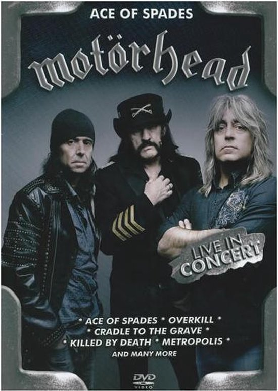 Ace Of Spades Live In Concert