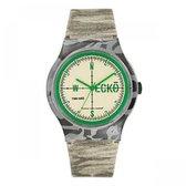 Marc ecko the camograff E06509M1 Unisex Quartz horloge