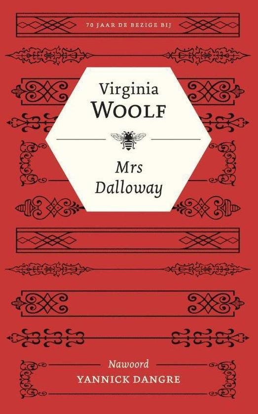 Boek cover Mrs Dalloway van Virginia Woolf (Onbekend)
