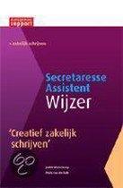 Secretaresse Assistent Wijzer  -   Creatief zakelijk schrijven