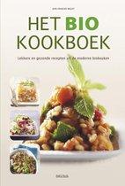 Het Bio kookboek. Lekkere en gezonde recepten uit de moderne biokeuken
