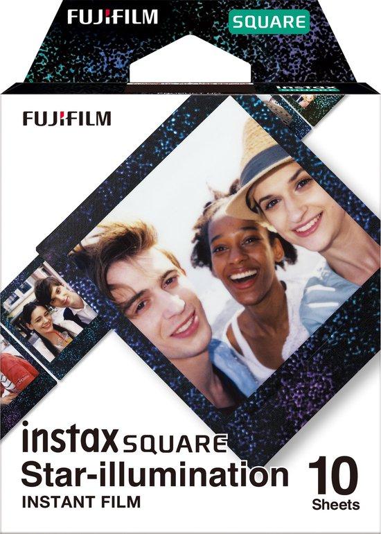 Fujifilm Instax Square Film - Star Illumination - 10 stuks