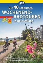Die 40 schönsten Wochenend-Radtouren in Deutschland mit GPS-Tracks