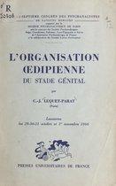 L'organisation œdipienne du stade génital