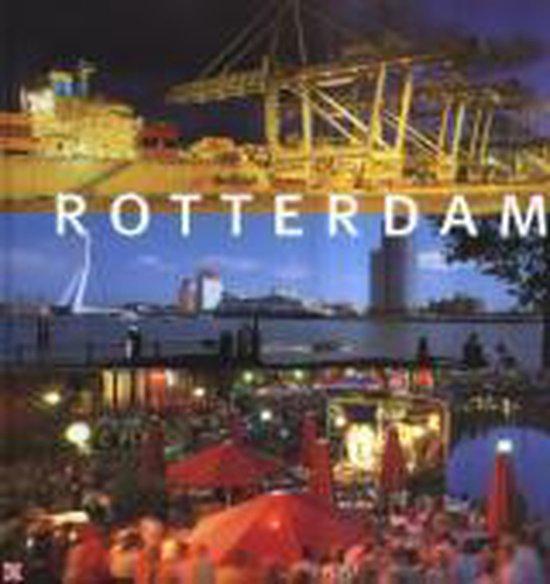 Boek cover Rotterdam van Marco de Nood (Hardcover)