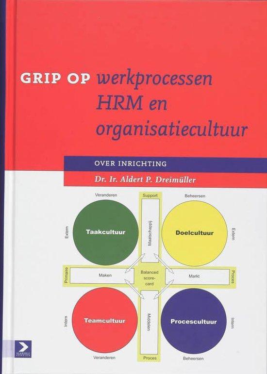 Grip op werkprocessen HRM en organisatiecultuur - A.P. Dreimuller  