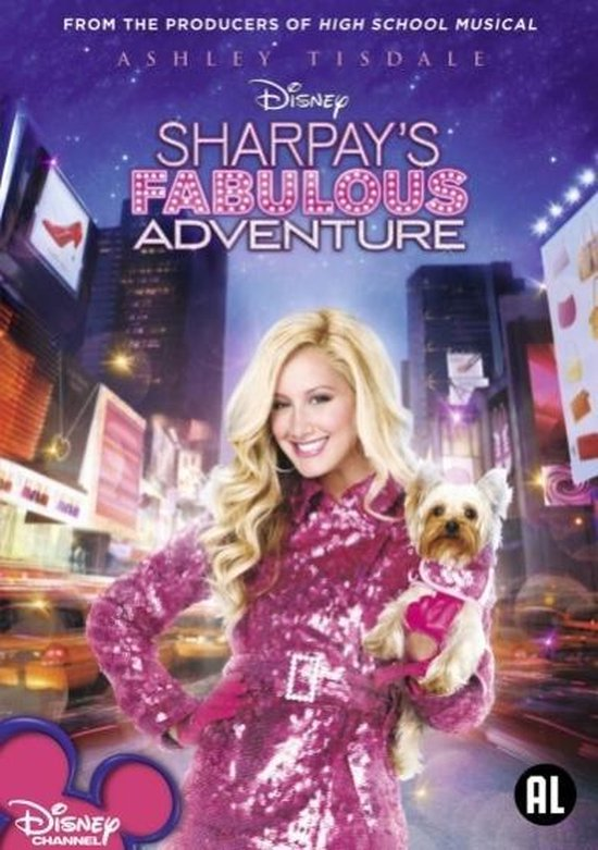 Cover van de film 'Sharpay's Fabulous Adventure'