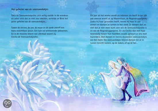 Bink En De Sneeuwvlokjes