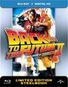 BACK TO THE FUTURE 2 (STEEL) [BD/U