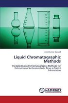 Liquid Chromatographic Methods