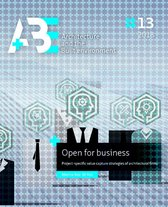 A+BE Architecture and the Built Environment  -   Open for business