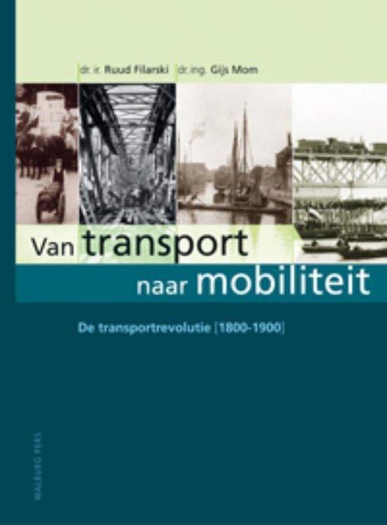 1 Van Transport naar Mobiliteit - Rudolf Filarski   Fthsonline.com