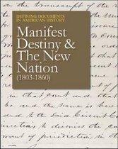 Boek cover Manifest Destiny and the New Nation (1803-1859) van Salem Press