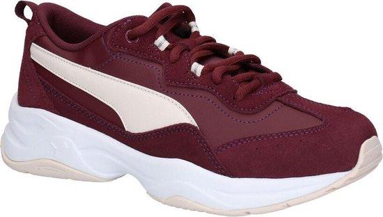 Puma Cilia Bordeaux Sneakers