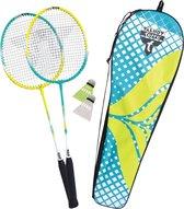 Talbot Torro Badmintonset Fighter 4-delig