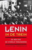Boek cover Lenin in de trein van Catherine Merridale