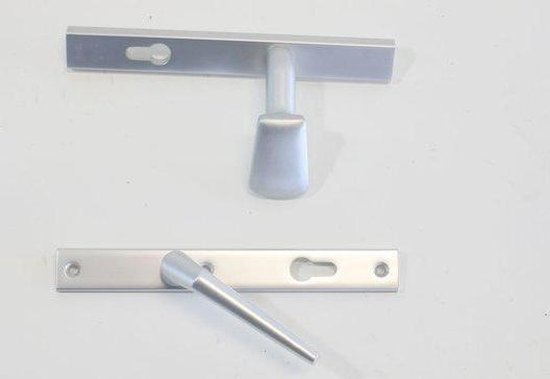 smalschildgarnituur PC92 Rs knop veiligheid