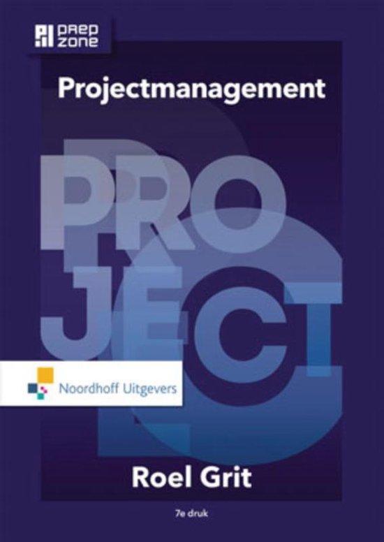 Projectmanagement incl. toegang tot Prepzone - Roel Grit |