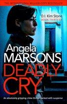 Boek cover Deadly Cry van Angela Marsons (Onbekend)