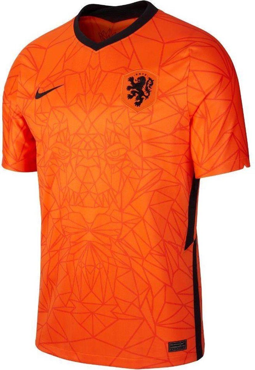 Nike Nederlands Elftal Thuisshirt 2020-2022 Kids - Maat 122