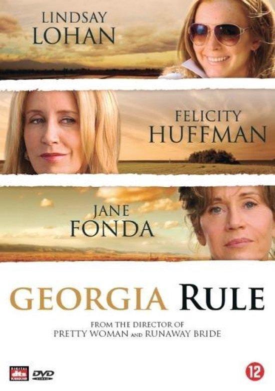 Cover van de film 'Georgia Rule'