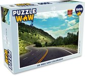 Puzzel Wegen 1000 stukjes - De weg van Colorado