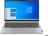 """Lenovo IdeaPad 5 Notebook 39,6 cm (15.6"""") 1920 x 1080 Pixels AMD Ryzen 7 16 GB DDR4-SDRAM 512 GB SSD Wi-Fi 6 (802.11ax) Windows 10 Home Grijs, Platina"""