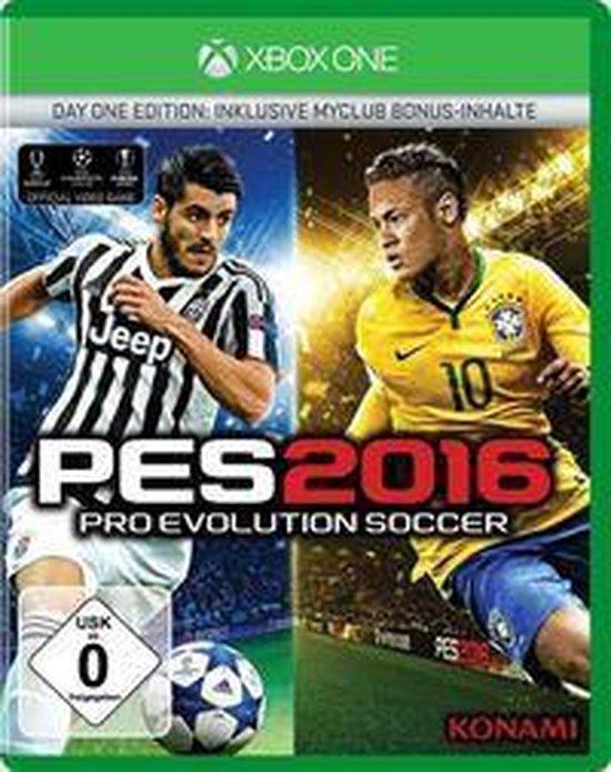 Pro Evolution Soccer 2016 Day One Edition Spiel DE