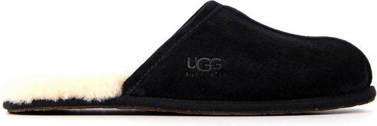 UGG Scuff Heren Sloffen - Black - Maat 44.5