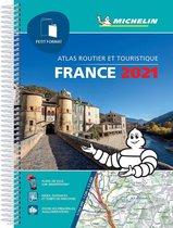 Michelin Atlas Frankrijk A5 2021