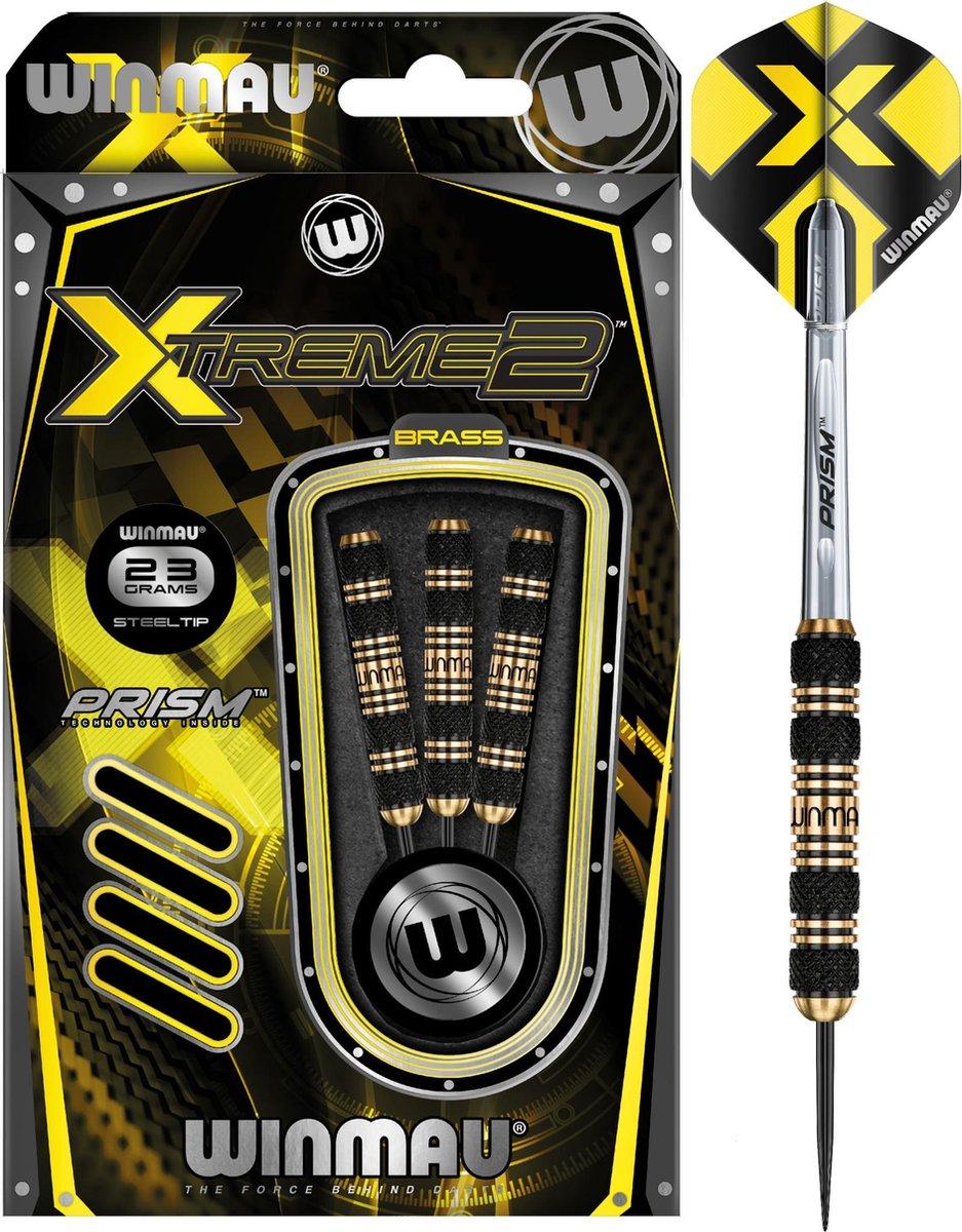 Winmau Xtreme2 - 2 Brass - 21 Gram