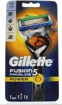Gillette Fusion5 Proglide Power Scheersysteem Mannen