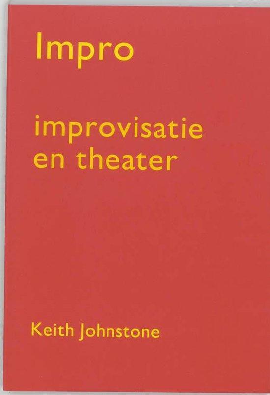 Boek cover Impro van K. Johnstone (Paperback)