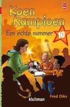 Koen Kampioen  -   Koen Kampioen. Een echte nummer 10