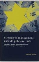 Strategisch management voor de publieke zaak